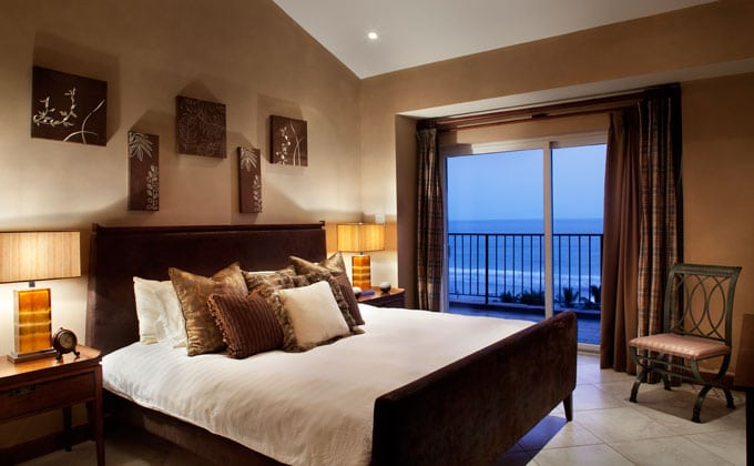 Penthouse Vista Mar Bed Room